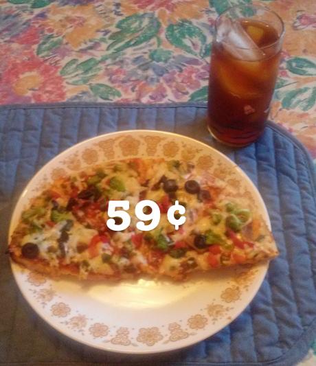 cheap pizza
