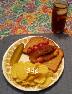 inexpensive hot dogs